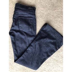 Citizens Of Humanity Jeans - CITIZENS OF HUMANITY HUTTON 251 HIGH WIDE JEANS